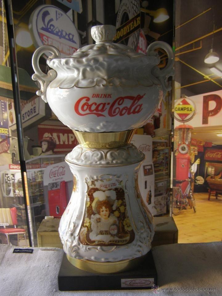 240 mejores im genes de coleccion coca cola en pinterest - Dispensador latas nevera ...