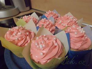 Recept - Banánové Cupcakes