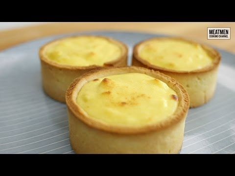 Durian Cheese Tarts - The MeatMen - Your Local Cooking Channel