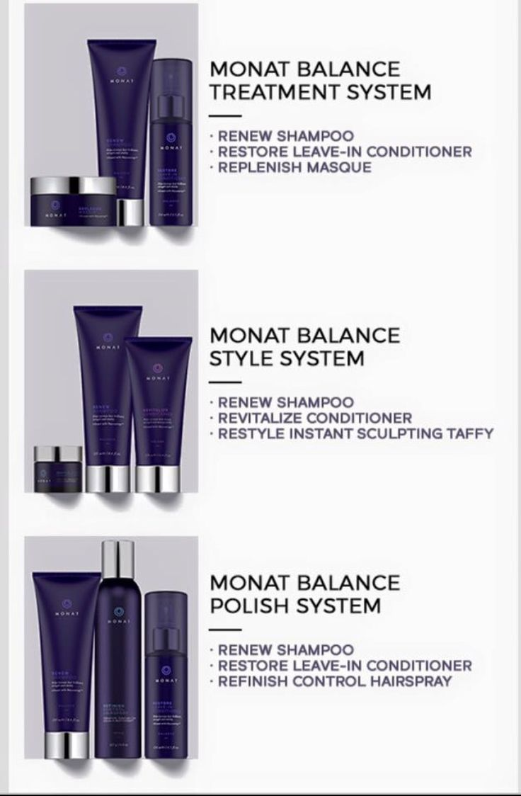 MONAT Balance Systems - The shampoo to heals your hair!