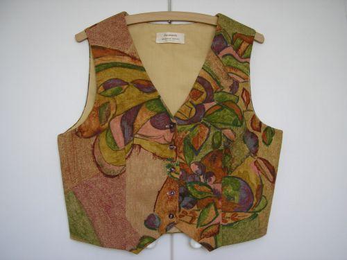"Cezanne Gold Ladies Waistcoat 10-12 (32"" - 34"") from Jacaranda"