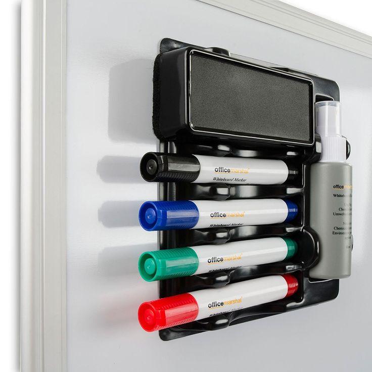 Zubehörset für Whiteboards und Tafeln | magnethaftend | Tafellöscher, Reiniger, Boardmarker: Amazon.de: Baumarkt
