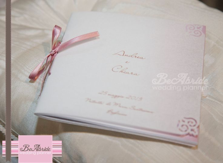 libretto messa personalizzato...personalized ceremony program