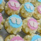 Baby Shower Cupcakes - Brisbane