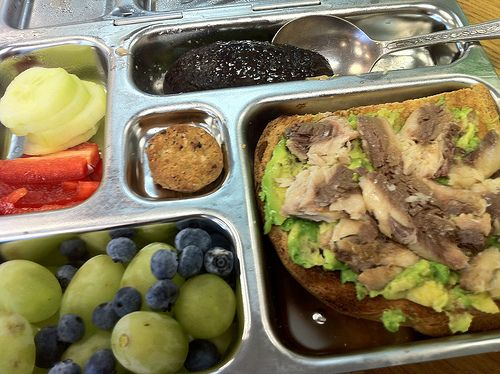 The Todd & Erin Favorite Five Daily is out--5 Days Of Sack Lunch Ideas You Haven't Tried Yet