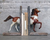 Well, that is one thing to do with my Breyer horses. Although I am pretty sure I am too emotionally attached to them to cut them in half.