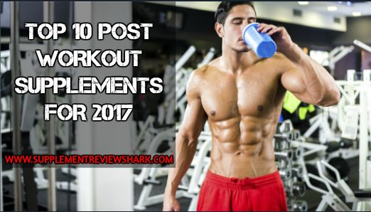 Refuel your body with only the best..  Top Post Workout Supplements for 2017 http://www.supplementreviewshark.com/top-10-best-post-workout-supplements-for-2017/