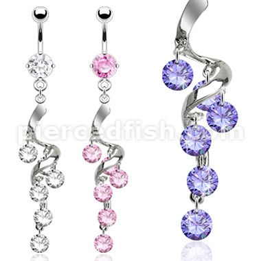Can't wait until I can wear some cute dangly belly rings!
