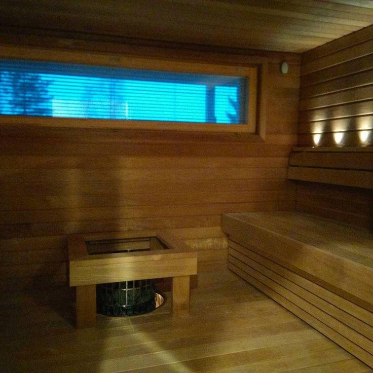 Not my work - a nice sauna with a view at my cabinet installing site. #rustic #maison #countrystyle #facebook #country #rustiikki #uusvanha #cottage #decorating #interior #kaappi #ruokapöytä #diningtable #table #sauna #bastu #industrial #furniture #sisustus #maalais #mittatilauskalusteet #pienkalusteet #salvage #woodworking #puuseppä #customwoodworking #puuseppähaukipudas #puuseppäoulu #puusepänliike #kalusteasennus by rustiikkiruksi