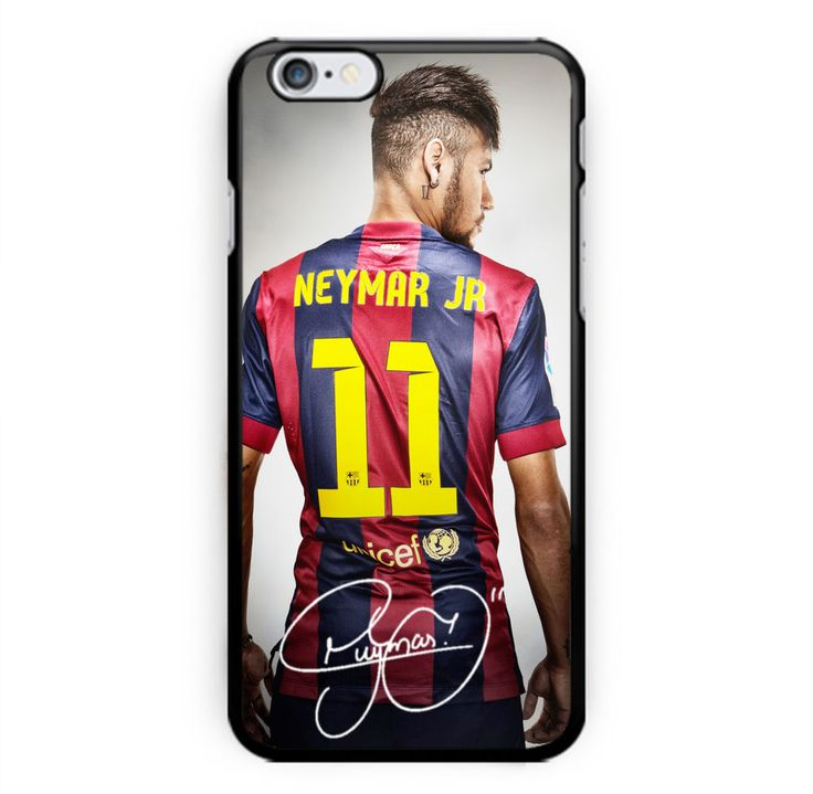 Neymar Jr. Barcelona FC Hard Plastic Case For iPhone 6s 6s plus Low Price…