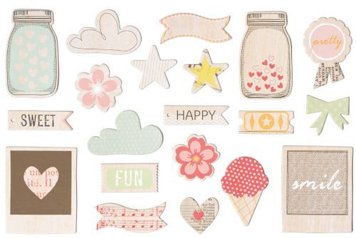 Can't wait to get my crafty paws on this delicious dear lizzy craft line