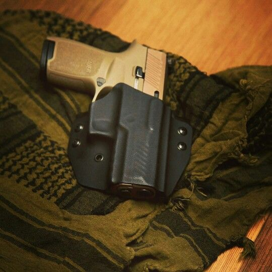 Sig p320, Quick Lock Holsters