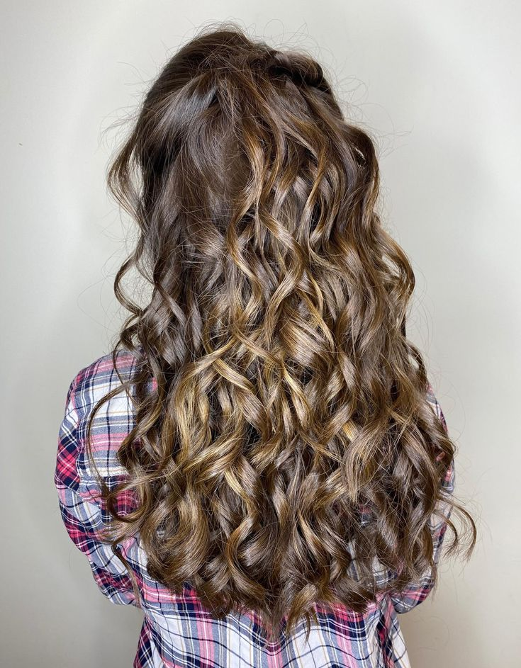 how to make your hair fluffy and wavy