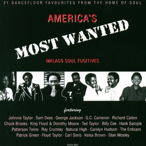 America's Most Wanted [CD]