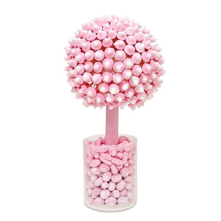 Sweet Creations Pink Mushroom Sweet Tree