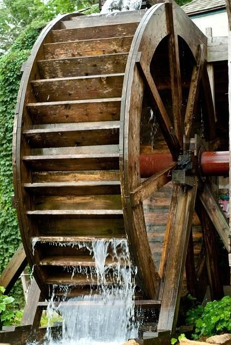 Marble Water Wheels : Best images about water wheels grist mills