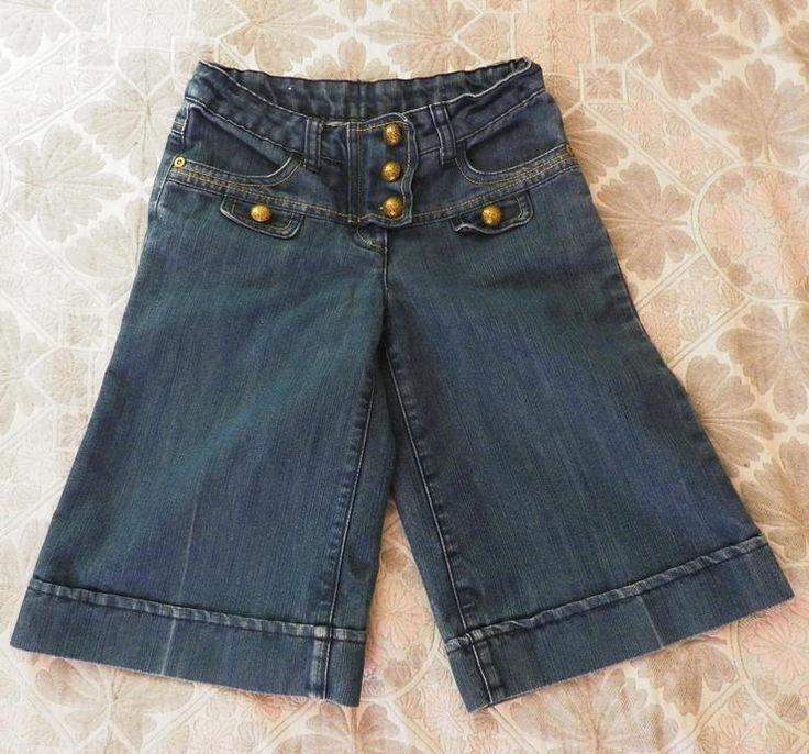 Next красивые джинсы для девочки на 6-7 лет, 128 см