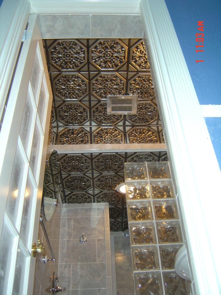 17 best images about ceiling tiles decorative on for Tin ceiling tiles backsplash