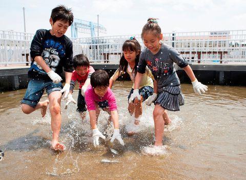 夏休み、普段と違うお出かけをしたい!そんな子連れファミリーにオススメなのが、横浜・八景島シーパラダイスの「うみファーム」。ここでは、初心者でも気軽に魚釣りや魚とりを楽しめて、獲った魚をその場で食べられます。また、さまざまな視点で海を観察できる仕掛けがあり、夏休みの自由研究や絵日記にもバッチリ。シーパラの豊富な夏イベントと一緒に楽しむのもオススメですよ!