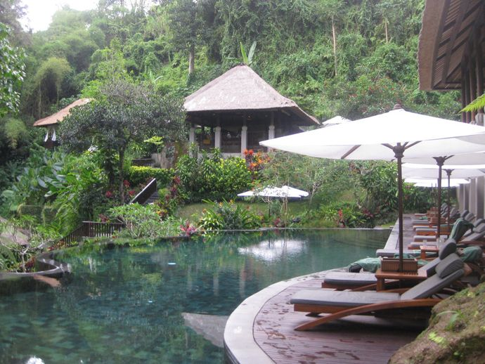 Luxurious Holidays at Maya Ubud Resort - Bali