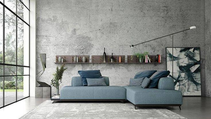 Produzione e vendita divani in tessuto e pelle | Doimo ...