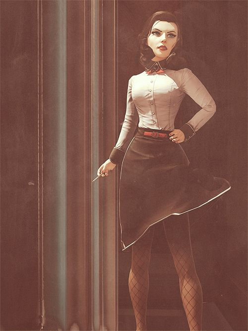 bioshock infinite burial at sea, elizabeth