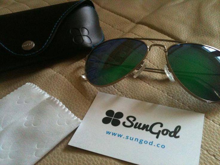 SunGod - Custom Polarised Sunglasses