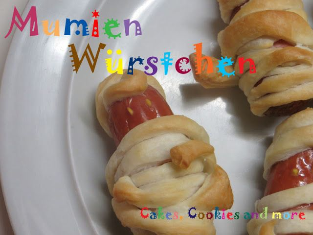 Mumien Würstchen - Wienerli im Schlafrock
