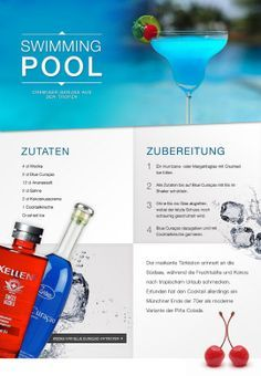 Swimmingpool: Sommercocktails in der Cocktaillounge #Sommercocktail #Cocktail #Cocktaillonge #Swimmingpool