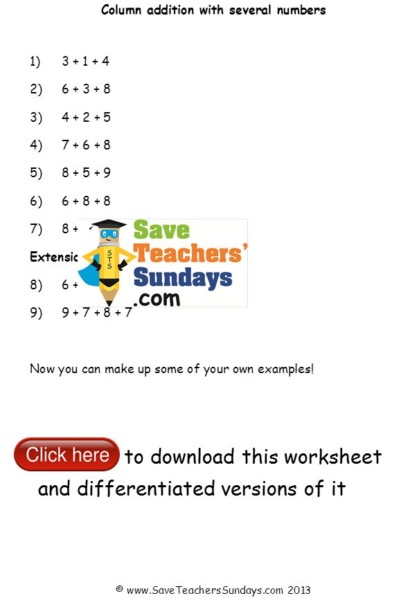 1000 images about Addition and subtraction worksheets on – Vertical Addition and Subtraction Worksheets