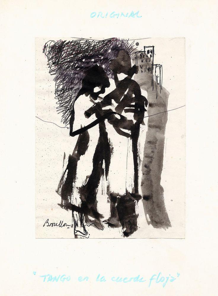 Tango en la Cuerda Floja ― Roberto Broullon