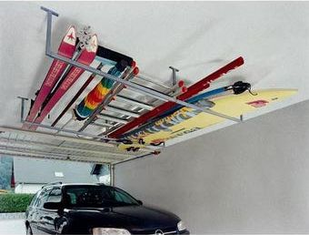 17 best ideas about rangement garage on pinterest stockage de recyclage ga - Systeme de rangement pour garage ...