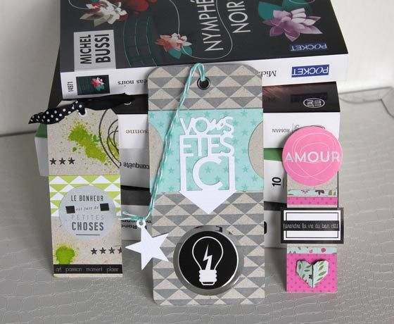 Souvent 97 best SCRAP MARQUE PAGE images on Pinterest | Bookmarks, Books  JD92