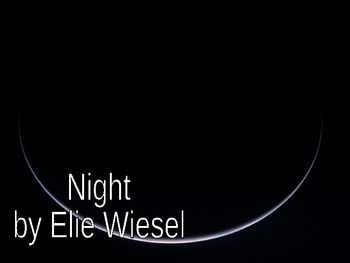 Night by elie wiesel essay topics