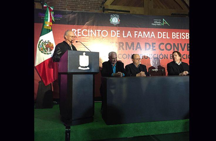 DAN INICIO OBRAS DEL RECINTO DE LA FAMA DEL BEISBOL MEXICANO