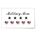 Military Mom Stickers by politicalgirl: Mom Stickers, Military Mom, Army Stuff, Christmas Ornament