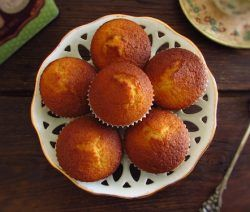 Image of Milk muffins | Food From Portugal