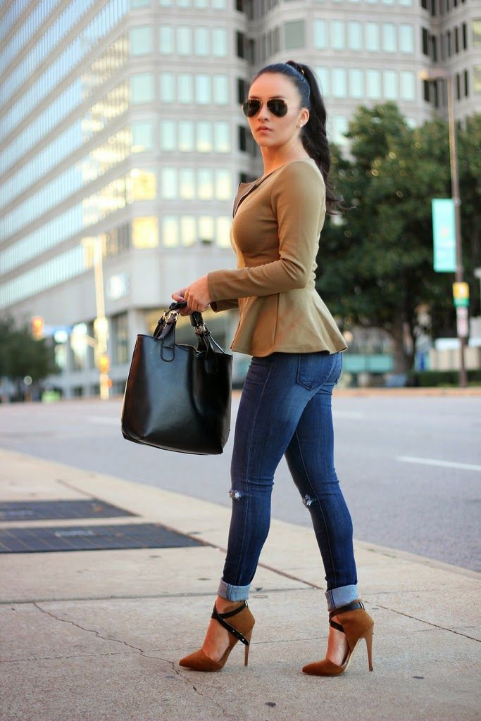 exceptional hot pants jeans outfits 8