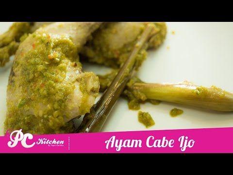 Resep: Ayam Cabe Ijo | PUPUT CAROLINA - Beken.id
