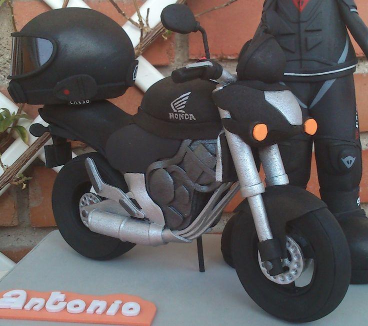 Moto Honda 02