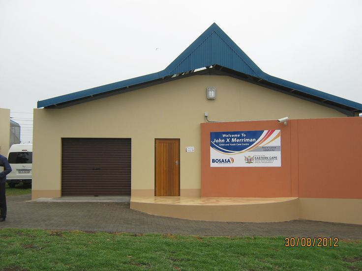 Eastern Cape - The John X Merriman Child and Youth Care Centre provides a place where young South Africans affected by crime can be safely accommodated and securely cared for. As outlined by National Policy, the centre's multi-disciplinary team of qualified childcare professionals assist with the developmental rehabilitation of children in conflict with the law. Our goal is to help young people overcome their troubling past and look forward to a future filled with potential.
