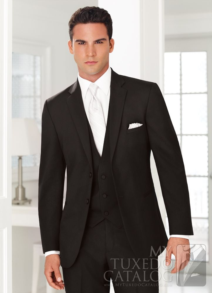 Black 'Ceremonia' Suit from http://www.mytuxedocatalog.com/catalog/rental-tuxedos-and-suits/C990-Black-Ceremonia-Suit/