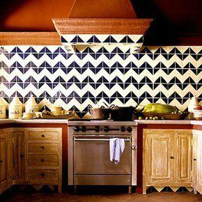 Harlequin Mexican Tile,  this backsplash for my kitchen..