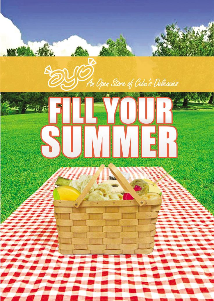 OYO Advertising Summer, Picnic basket, Picnic