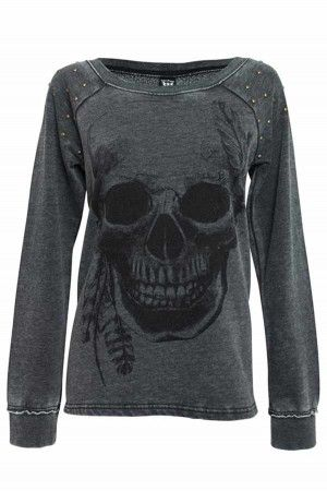 sullen clothing skull