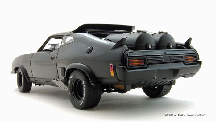 Mad Max Interceptor. (1973 Ford Falcon)