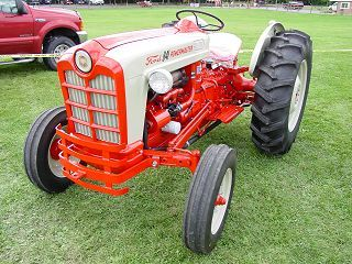 A B E Ford Tractors Antique Tractors