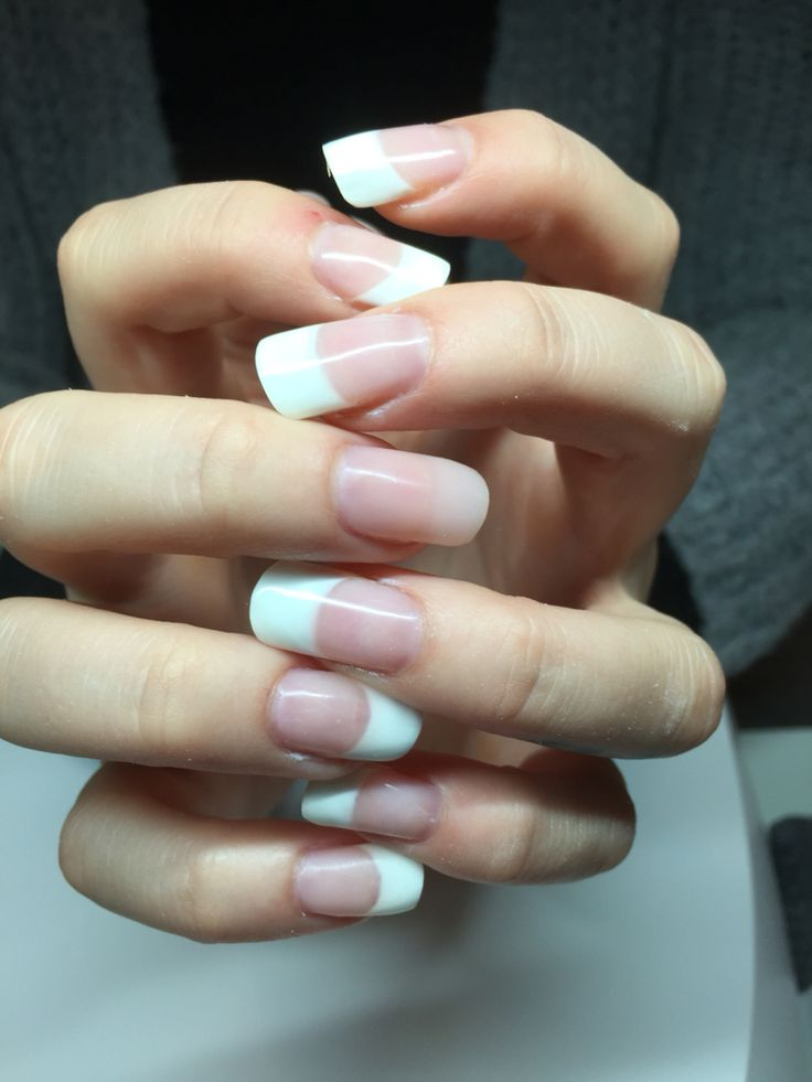 Gel nails - BeautyForYou_bliny @ instagram #nails
