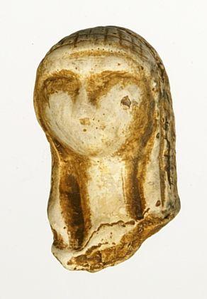 Venus head from Brassempouy (cast)