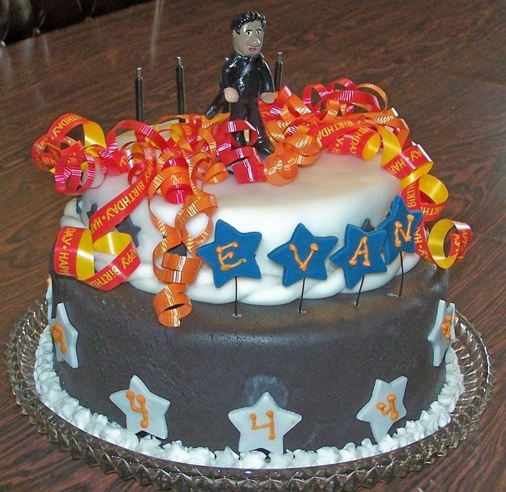 Johnny Cash  on Cake Central